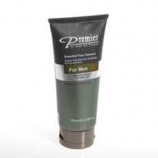 Premier Dead Sea Essential Face Cleanser For Men