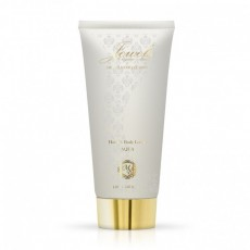 MicaBeauty Jewels Line Hand and Body Lotion Aqua