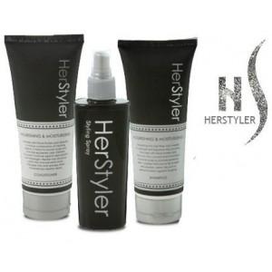 Herstyler Hair Care Trio Set