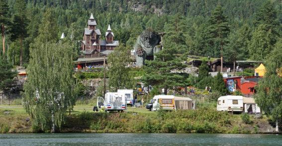 Dsc01108 Hunderfossen Camping