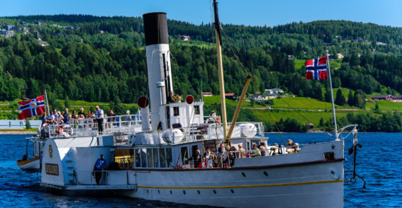 Skibladner Paddle Steamer Photo Ian  Brodie 2306999