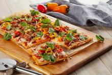 Wewalka - Spicy Sweet Pepper Pizza