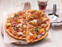 Wewalka - Parma Ham & Pepper Pizza