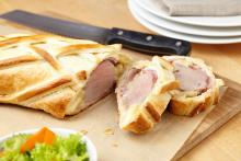 Wewalka - Pork Tenderloin Cordon Bleu