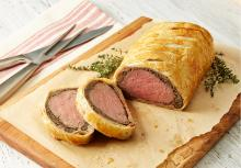 Wewalka - Beef Wellington