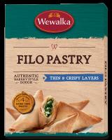 Wewalka - Dough - Filo 120g