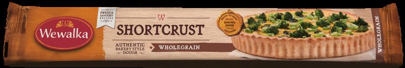 Wewalka - Dough - Spelt wheat wholemeal quiche 250g