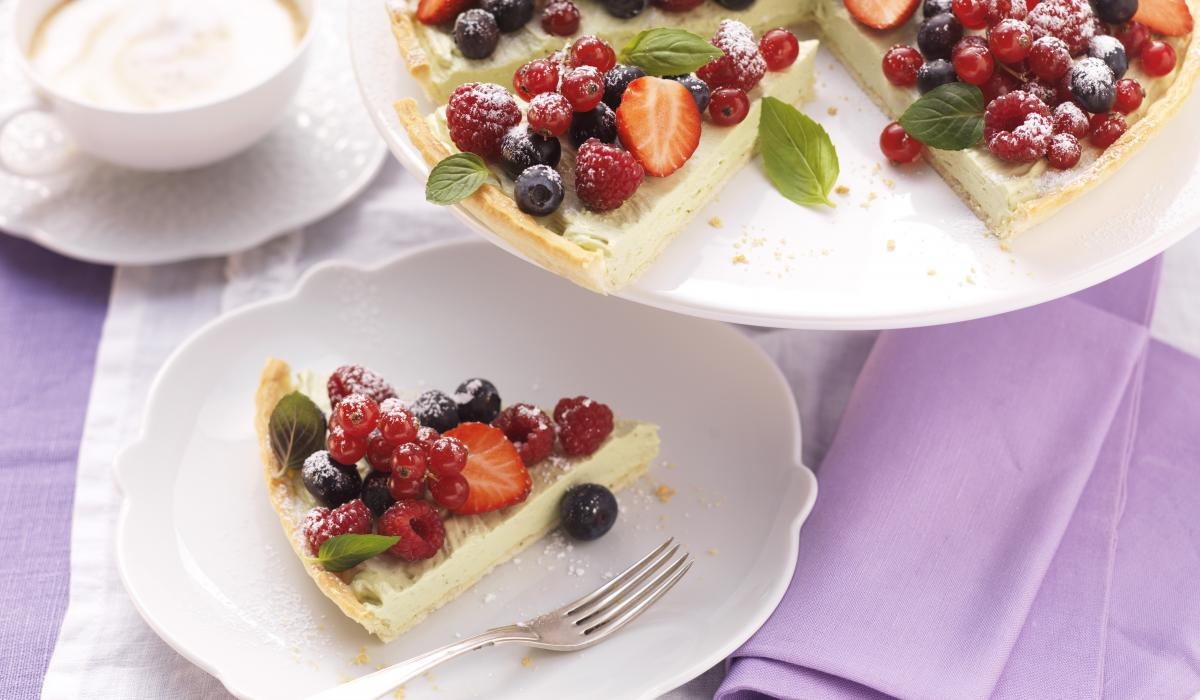 Wewalka Recipe - Fruit Tart