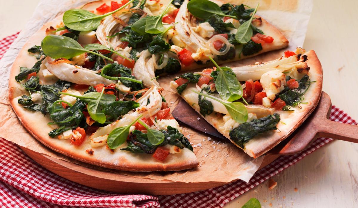Wewalka Recipe - Pizza Fiorentina