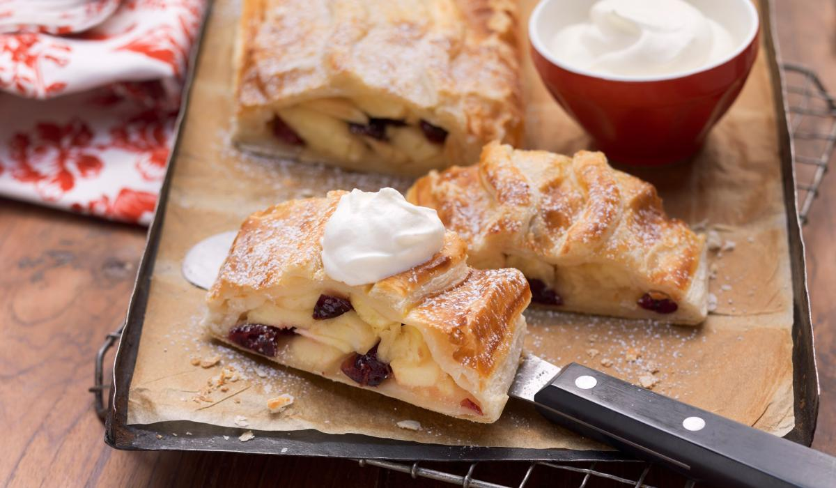 Wewalka Recipe - Apple Strudel