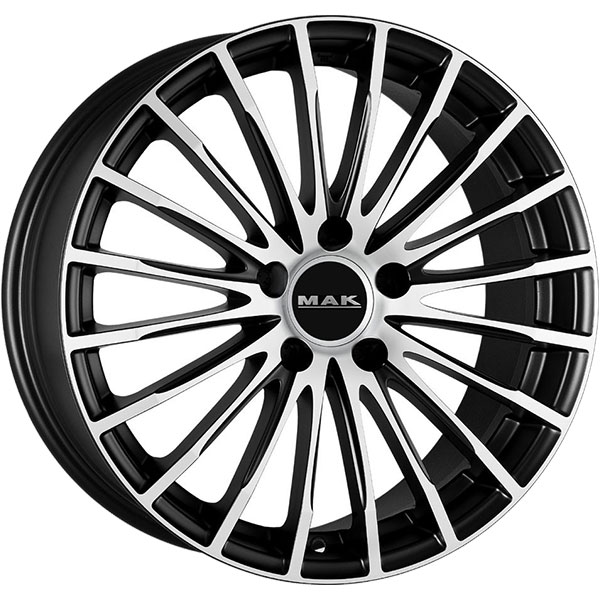 LLANTAS-MAK-STARLIGHT-MERCEDES-C-KLASSE-AMG-Staggered-9x18-5x112-ICE-BLACK-7E6