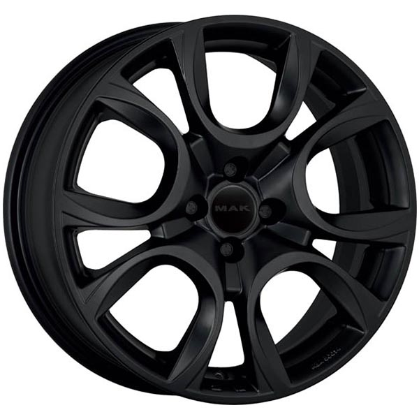 LLANTAS-MAK-TORINO-W-FIAT-BRAVA-6-5x16-4x98-MAT-BLACK-48D