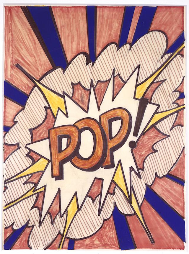 Roy lichtenstein in mostra a torino tpi - Roy lichtenstein cuadros ...