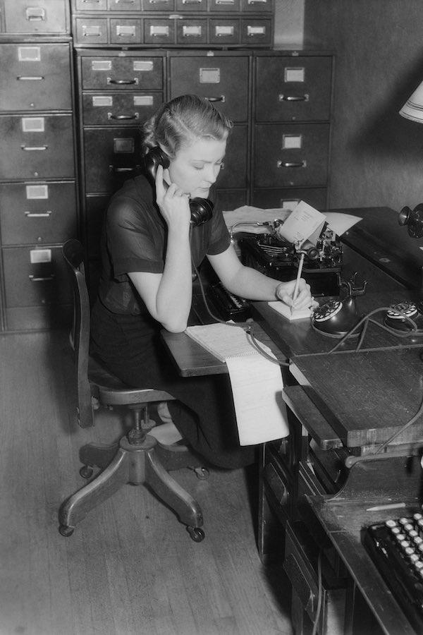 L Evoluzione Dei Vestiti Delle Donne A Lavoro Tpi