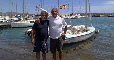 De paseata vital con Pablo Blanco: artesano, ingeniero, inventor y amante del viento. Por Manuel Artero