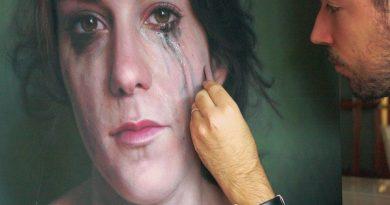 La pintura de los días por Demetrio Reigada: Hoy Rubén Belloso, retratista de la intimidad y psicólogo del alma