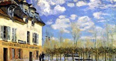 La pintura de los días por Demetrio Reigada: Hoy, Alfred Sisley uno de los más puros representantes del impresionismo