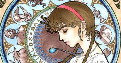 La pintura de los días por Demetrio Reigada: Hoy los personajes de Hayao Miyazaki o el nuevo Art Nouveau