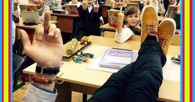 Este profesor es todo un ejemplo para la educación de tus hijos. Por el gran Mariano