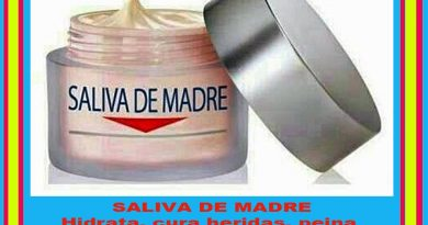 De la importancia de la Saliva de Madre. Por el gran Mariano desde Brasil