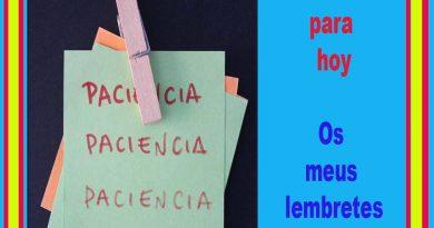 Los envíos desde Brasil del gran Mariano: Mis recordatorios para hoy