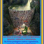 Los envíos desde Brasil del gran Mariano: Los libros te protegen contra…