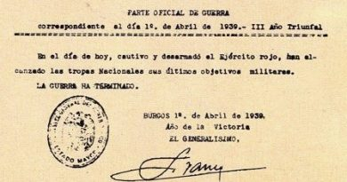 Rey Viñas (Toposteo) y sus SINOPSIS: Ochenta (80) años de Guerra Civil