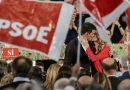 Españoleando por Juan de la Cruz: Los jirones del PSOE