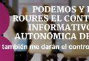 El nuevo control de Informativos de Roures