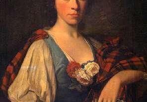 Leyendas escocesas. Flora McDonald, la heroína