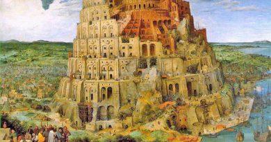 La historia de la Torre de Babel. La leyenda áurea versión bandarras y secesionistas