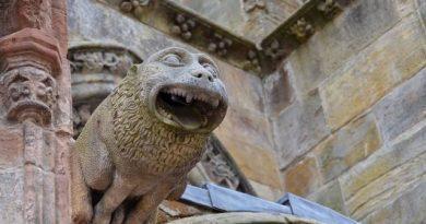 Leyendas escocesas: Los misterios de la capilla de Rosslyn