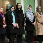 Las ministras del gobierno feminista sueco, Marine Le Pen, el velo islámico y la hipocresía occidental