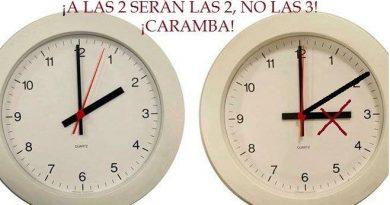 Carta abierta a Mariano Rajoy Brey, Presidente del Gobierno del Reino de España, a cuenta del huso horario