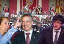 España plena.., de profetas del pasado, oportunistas al acecho y esos obsesos separatistas con su cara patochada