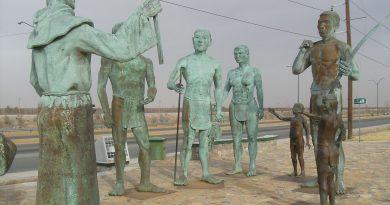 La historia olvidada de nuestros héroes en el Descubrimiento: Fray García de San Francisco, Ciudad Juárez  y los indios mansos y piros. Por José Crespo