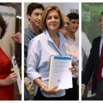 Los diferentes discursos de los tres favoritos a presidir el PP marcan el inicio de campaña. Por Eugenio Narbaiza