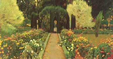 La pintura de los días por Demetrio Reigada: Hoy Santiago Rusiñol, el artista universal que nació en Barcelona y murió pintando los jardines de Aranjuez