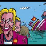 De Podemos, la intolerancia de la izquierda y la política con minúsculas, no me gusta hablar. Por Jorge R. Rueda