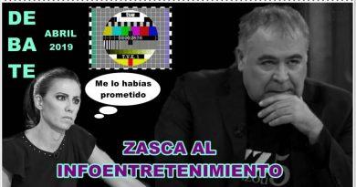 Zasca al infoentretenimiento: Pedro Sánchez debatirá finalmente en TVE y no en Atresmedia. Por Rafael Gómez de Marcos