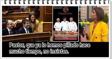 En la Jornada de constitución del Congreso la verificadora de las noticias Pastor insiste… Por Rafael Gómez de Marcos