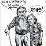 No coló el falso progreso de los comunistas en el Ayuntamiento de Madrid. Por Rodolfo Arévalo