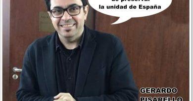 Gerardo Pisarello y la obsesión malsana de preservar la unidad de España. Por Rafael Gómez de Marcos