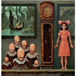 De los vampiros psíquicos, el apareamiento virtual y el acoso. Por Vicky Baustista Vidal
