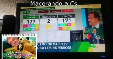 Ferreras, Contreras y Cia siguen macerando a Ciudadanos. Por Rafael Gómez de Marcos