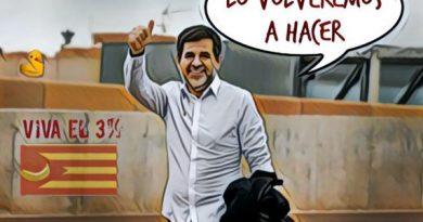 Oído al parche, Jordi Sánchez: que te den Justicia, pero bien. Por Linda Galmor y Guirong Fu