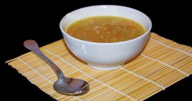 Receta fácil de sopa de verduras con cerveza. Por Diana Cabrera