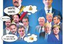 La izquierda de Estepaíss queda retratada con el trato que dan a las narcodictaduras. Por Linda Galmor