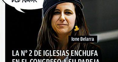 Nuevo capítulo de la serie «No Sin Mi Churri» que arrasa España. Por Linda Galmor y Guirong Fu