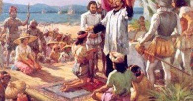 Hoy celebramos el aniversario de la primera misa en Filipinas. Por José Crespo